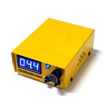 HILDBRANDT Spartan Tattoo Machine Power Supply Unit AC Phono Box 2 Amp GUN