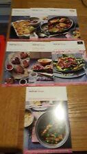 7 Waitrose recipe cards - all February 2015