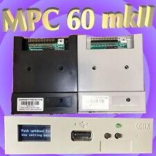 HxC Floppy Emulator With OLED Screen (Akai MPC60 mkii) + Pre-Loaded USB Drive