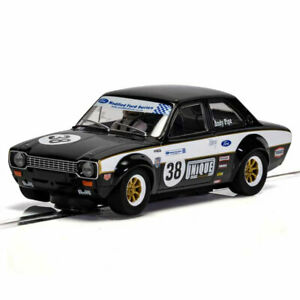 Scalextric Slot Car C4237 Ford Escort MK1 - Andy Pipe Racing