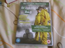 Breaking Bad Season 3  [DVD Region 2] 4 disc set