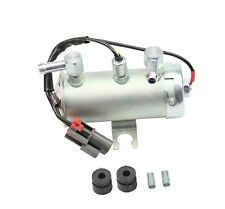 24V ELECTRIC UNIVERSAL PETROL DIESEL FUEL PUMP FACET SILVER STYLE TRACTOR BOAT
