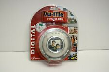 Digital Vu-Me Baseball Photo Ball Frame -  Stores 70 Photos - Screen Size 1.5""