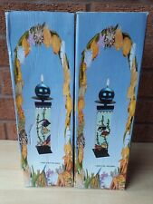 2 X Creative Gifts Candle Holder Fish