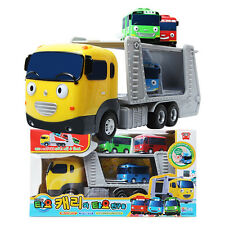 Little Bus TAYO Carry and Tayo friends mini car / car carrier/ Children's toys