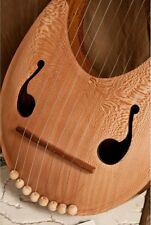Mid-East HLRE Lyre Harp 8 String FREE 2DAY