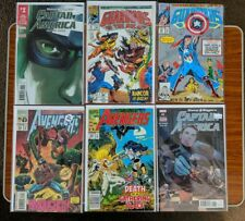 Marvel Comic Book Mixed Lot of 6