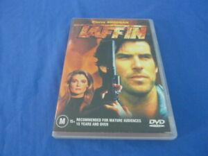 Taffin - Pierce Brosnan - DVD - Region 4