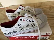 One Direction Canvas Shoes Size 7