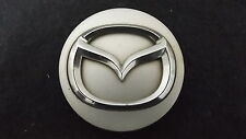 Mazda OEM Wheel Center Cap Silver Finish 2874 Diameter 2 3/16""