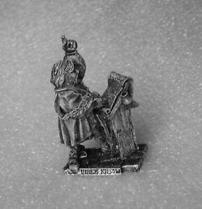 RAL PARTHA ULRICH KIESOW Memorial Miniature SCRIBE Figure RPG DSA 001