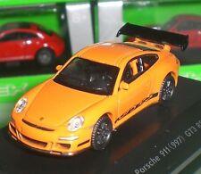 WELLY NEX MODELS PORSCHE 911 997 GT3 RS DIECAST PC BOX ECHELLE 1:87 HO NEUF OVP