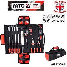 Yato Professional 44 PCS Tool Set Kit IN PRACTICAL BAG YT-39280