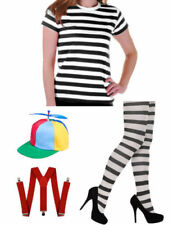Complementos animadores color principal multicolor para disfraces y ropa de época