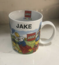 Jake - Lego Orlando Name Coffee Mug Cup: Preowned