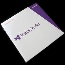 More details for new sealed microsoft visual studio 2012 professional full uk retail dvd box