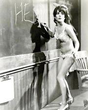 8x10 photo Natalie Wood pretty sexy celebrity movie star in a 1965 movie, b&w