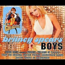 Boys [Single] by Britney Spears (CD, Sep-2002, Jive (USA))