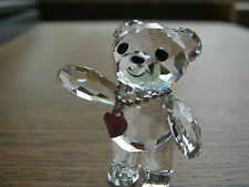 Swarovski Crystal Figurine 2013 20th Anniversary KRIS BEAR, LE