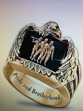 Veteran's Pride And Brotherhood Men's Ring Brand New!!!