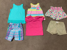 Girls Summer Clothing Size 4 snd 5 T