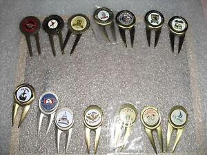 U S Open Divot Tool/Ball Marker