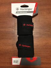 Harbinger Pro Thumb Loop Weight Lifting Wrist Wraps One Size Fits All