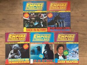 Star Wars , The Empire Strikes Back, Official poster monthly issue 1,2,3,4,5