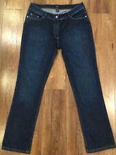 GANT W36 L32 Dark Wash Women's Stretch Jeans