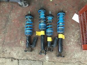 Honda S2000 ap1 Bilstein fully adjustable coilovers and adjustable dampers