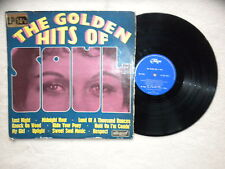 "LP VARIOUS ARTISTS ""the golden hits of soul"" ALLEGRO ALL 885 UK §"