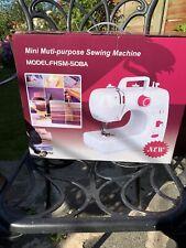 Mini portátil multiusos de máquina de coser FHSM - 508A-Nuevo Y En Caja
