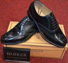 Barker Lace-up Round Toe Shoes for Men