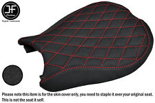 DSG 4 GRIP RED ST CUSTOM FOR DUCATI 848 1098 1198 FRONT SEAT VINYL COVER ONLY