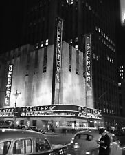 8x10 Print Sonja Henie Howdy Mr Ice The Center Theatre New York City #1011944