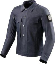 Motorradjacke Revit Crosby Men medium blue Gr. XL