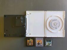 Nintendo Gameboy Player Nintendo Gamecube.