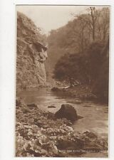 Lion Rock Dovedale 1915 Postcard 299a