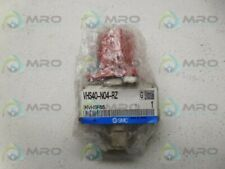 Smc Vhs40-N04-Rz Lockout Valve *New In Factory Bag*
