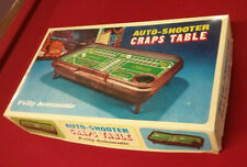 Vintage Waco Auto-Shooter Craps Table Automatic Dice Roller Complete Works great
