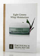 Eminence Eight Greens Whip Moisturizer Sample 0.1 Ounce (Pack of 6)