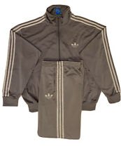 Adidas Originals ADI-Firebird Tracksuit Grey Size 3XL