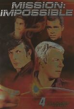 Mission Impossible Complete Fourth TV Season 4 Four DVD Set Series Show Episodes