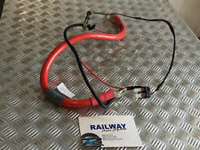 BMW 2008 5 SERIES E60 E61 LCI POSITIVE BATTERY CABLE PLUS POLE  9127768 B283 ...