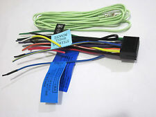 jvc car audio and video installation original jvc kw v100 wire harness new oem a 6