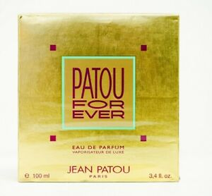 Jean Patou Patou For Ever For Women Perfume 3.4 oz ~ 100 ml EDP Spray