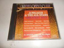 Cd  Greatest Hits (12 Tracks) von Junior Walker & The Allstars