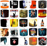 Hollywood Classic Movies Old Films Lampshades Fits Ceiling Lights or Table Lamps