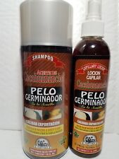 SHAMPOO CACAHUANANCHE OIL AND LOTION CAPILAR YOUR HAIR NEEDS A DEEP CARE