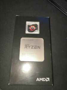 AMD Ryzen 5 1400 3200MHz Quad-Core (8 Thread) Socket AM4 Processor - Tray